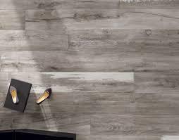 Tile Wood Floors Ariana Legend Grey 8 In X 48 In Porcelain Wood Look Tile