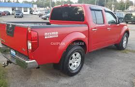 nismo nissan truck caspianautosalesllc com 2008 nissan frontier nismo 4x4