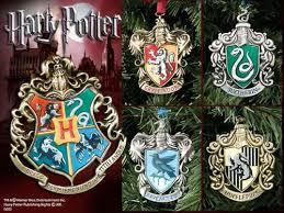 harry potter hogwarts tree ornament set co uk kitchen