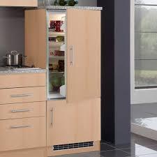 Schlafzimmer Komplett In Buche Singleküche Avola In Buche Dekor Mit Kühlschrank Wohnen De