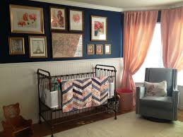 Navy Blue And Coral Bedroom Ideas Outstanding Navy Blue Nursery 115 Navy Blue And Gray Nursery Ideas