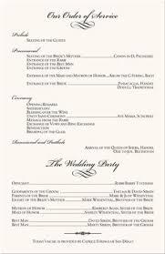 christian wedding programs sle wedding ceremony program photo album wedding ideas