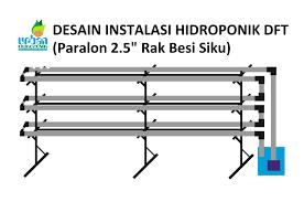 Vertical Garden Adalah - rincian biaya pembuatan hidroponik dft vertical garden 1 5 x 3