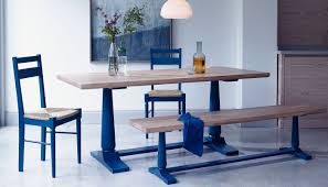 Blue Dining Rooms Dining Room Table Cool Blue Dining Table Design Ideas Navy Blue