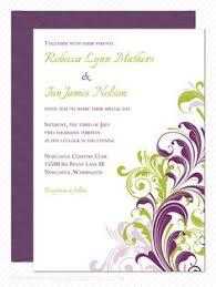 free pdf download nature border wedding invitation template