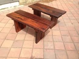 Coffee Table Into Bench Port Jarrah Coffee Tables