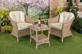 Kettler Garden Furniture Kettler Rhs Harlow Carr Lounge Bistro Set Hayes Garden World
