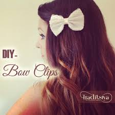 how to make your own hair bows diy hair bows