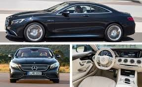 amg mercedes 2015 2015 mercedes s65 amg coupe official photos car and