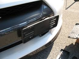 porta targa auto gtr club d italia leggi argomento portatarga anteriore per gt r