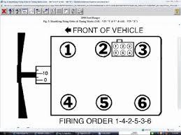solved need firing sequence for ford ranger xlt v6 3 0 fixya