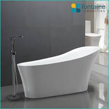 Freestanding Bathtubs Australia Harper Back To Wall Bath 1700 Fontaine Industries