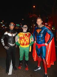 Nightwing Halloween Costume Dead Robin Haunts West Hollywood U0027s 2016 Halloween Costume Carnaval