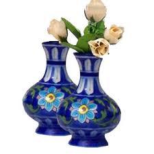 Blue Flower Vases Big Flower Vases For Sale Interior4you