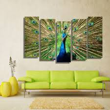 high quality peacock artwork promotion shop for high quality