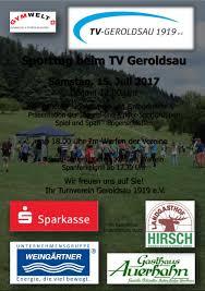 Sparkasse Baden Baden Sportfest Des Tv Geroldsau Am 15 07 2017 Handball Baden