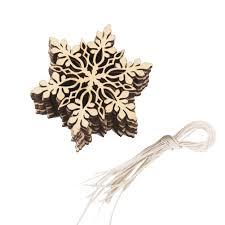 online get cheap wooden christmas tree ornaments aliexpress com