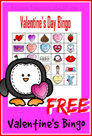 valentines bingo free bingo for everyone
