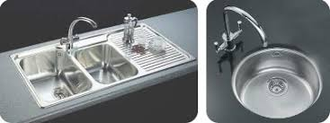 Kitchen Sink Fitting Fitting A New Kitchen Sink Simple Fitting Kitchen Sink Home