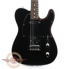 brand new fender special edition telecaster noir rosewood reverb