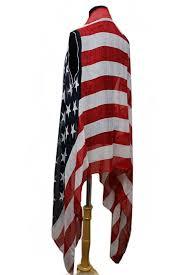 American Flag Cardigan American Flag Semi Sheer Sleeveless Cardigan Original Color