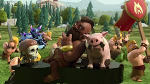 image for clash of clans clash of clans clan wars coming soon commercial clashofclans