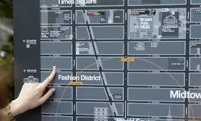 Walking Map Of New York City by Walk Nyc U2013 Turnstone Consulting Llc
