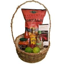 mexican gift basket birthday and cakes gift baskets toronto gifty by the breaking heart