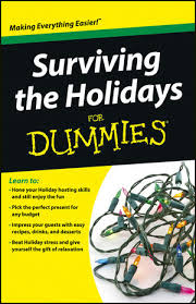 surviving the holidays for dummies cooking food drink general