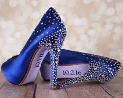 wedding shoes blue something blue wedding shoes with vine applique