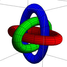 borromean ring borromean strings complex projective 4 space