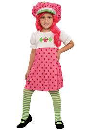 toddler strawberry shortcake costume kids strawberry shortcake