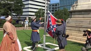Flag Sc Confederate Flag Rising For 2nd Year At Sc State House Youtube