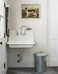 Mounted Sinks Laundry Room Sinks That Are Functional As Well As Decorative