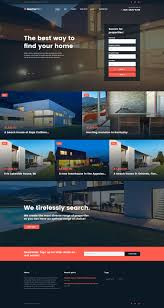 Templates For Real Estate real estate agency templates templatemonster