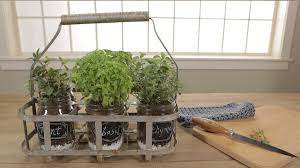 Indoor Herb Planters by Grow And Use Fresh Herbs In Your Garden
