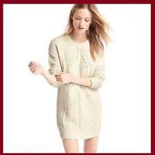 gap casual sweater dresses ebay