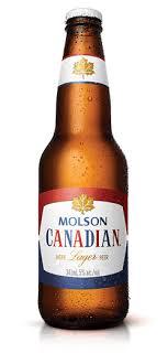 coors light calories pint molson canadian premium lager