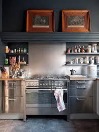 stainless steel kitchen ideas dazzling kitchen design ideas stainless steel gourmet kitchens