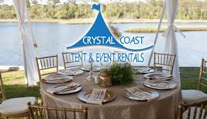 table and chair rentals nc coast tent event rentals from intimate to extravagant