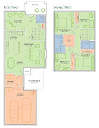 Foursquare Floor Plans by The Stewart Home Plan Veridian Homes