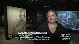 slavery freedom exhibit jan 25 2017 video c span org