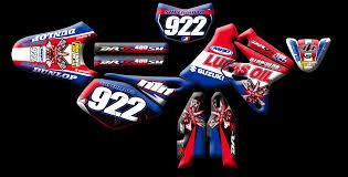 custom motocross bikes suzuki full kits nineonenine designs