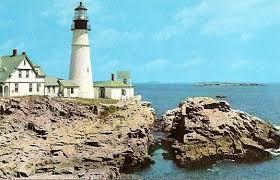portland head light lighthouse playle s maine portland head light lighthouse store item