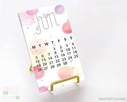 Small Desk Calendar 2015 Gratify Design Pleasant Desktop Pen Stand Tags Excellent