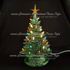 ceramic christmas tree with lights ceramic christmas tree ceramic christmas decorations