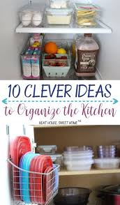 Kitchens And Cabinets 241 Best Kitchen U0026 Pantry Organization Images On Pinterest