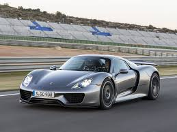 electric porsche 918 porsche recalls 918 spyder over front suspension flaw again