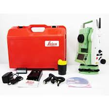 leica ts02 5 ultra r1000 reflectorless total station 2011