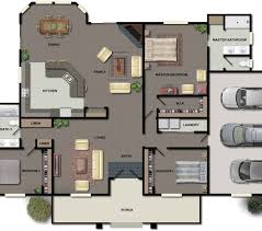 small open floor house plans floordecorate com